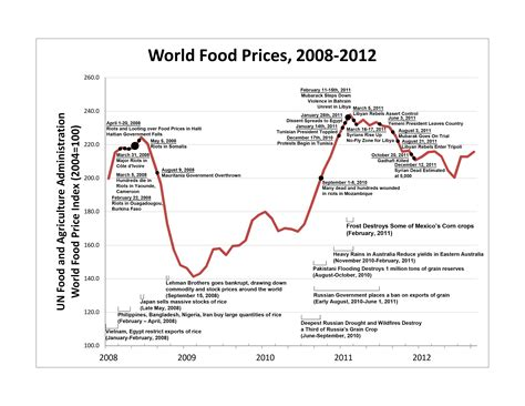 changing food climate change the arab and food prices american security project
