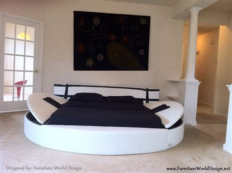 round king size bed round beds