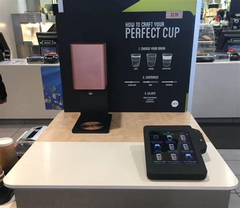 Mcdonalds Automated Kitchen by Mcdonald S Tests Self Serve Mccafe Coffee Kiosk Brand