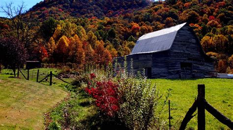 Red Barn seven sensational spots to see the fall leaves visit now