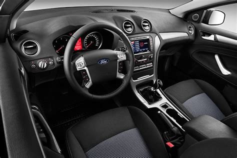 Ford Mondeo 2011 Interior by Trend Car Stock Photos Kimballstock
