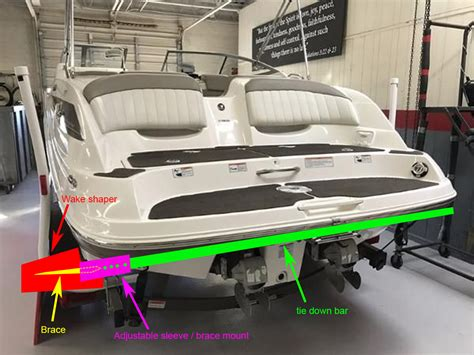 diy wake shaper ideas jet boaters community forum - Wake Shaper Jet Boat