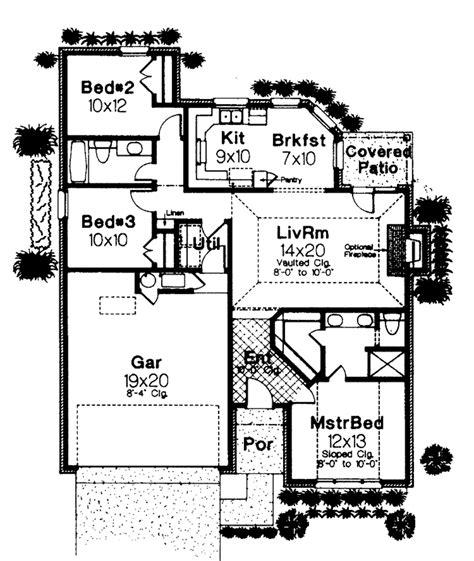 380 square feet floor plan