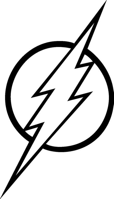 flash logo templates simbolo do the flash pinteres