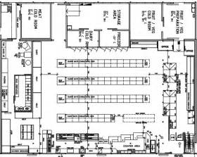 grocery store floor plan otto s fresh food market hbs management townsville