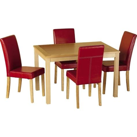 Cheap Walnut Dining Table Seconique Eclipse Walnut Small Dining Table Set 4 Chairs Cheap Beds Leeds
