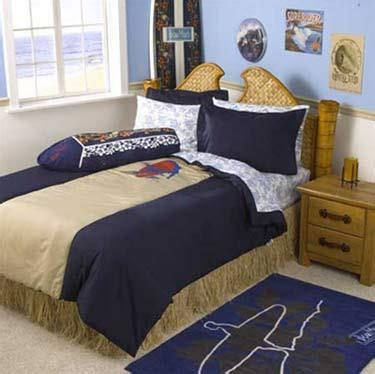 soul surfer bedroom using surf bedding to bring the beach into your home