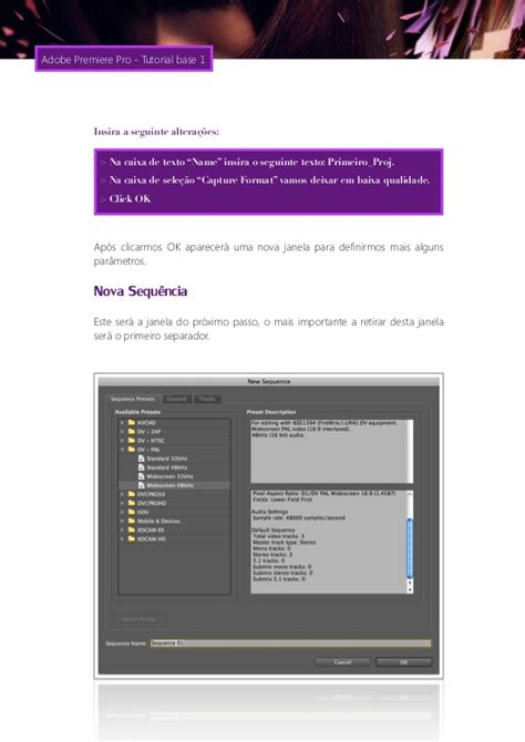 tutorial on adobe premiere pro adobe premier pro tutorial base 1