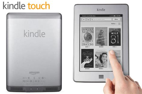 kindle touch best buy kindle touch looks like a winner at 99 pcworld