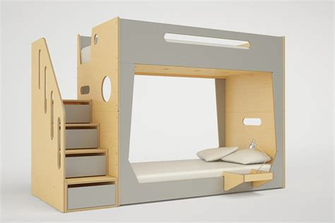 bed with stairs collection bunk beds with stairs - Bed With Stairs