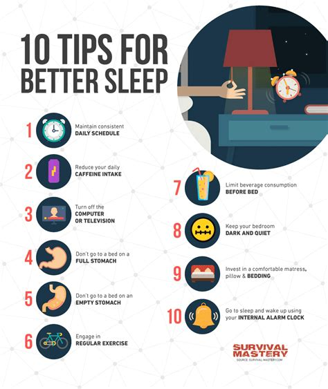 tips on how to a how to sleep better tips and tricks for a better sleep