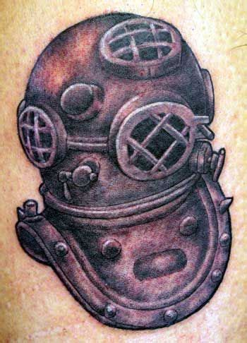 diving helmet tattoo 33 best diver frogman plunger images on