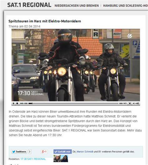 E Motorrad Harz by Motorradschutzgebiet De Pressebereich 2012