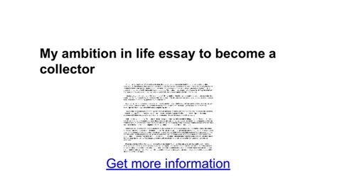 My Ambition Essay by My Aim In Essay Of 250 Words Docoments Ojazlink