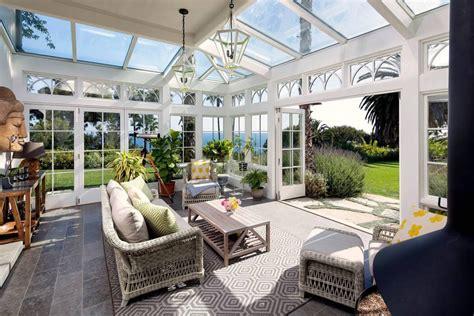Merveilleux Decoration Maison Campagne Chic #4: veranda-luxe-design-maison-traditionnelle.jpg