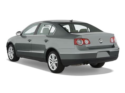 volkswagen passat rear 2008 volkswagen passat reviews and rating motor trend