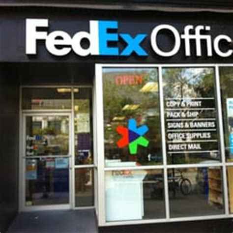 Fedex Office Manhattan by Fedex Office Print Ship Center Shipping Centers New