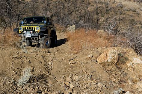 Miller Jeep Trail Miller Jeep Trail California