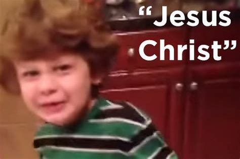 Jesus Christ Meme - jesus christ kid is the vine star we need and deserve