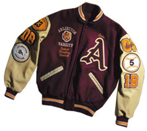 S College Letter Jackets Letterman Jacket And Varsity Jacket