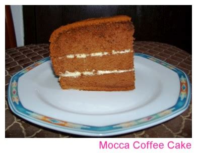 Tiara Salur Mocca bloggang bodo mocca coffee cake with butter ส ตรค ณแหม มค ะ