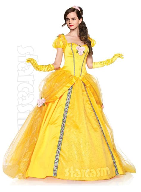 emma watson as belle photos emma watson as belle in beauty and the beast live