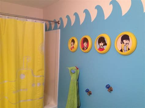 yellow submarine bathroom 53 best images about yellow submarine on pinterest fish lanterns shower cap and