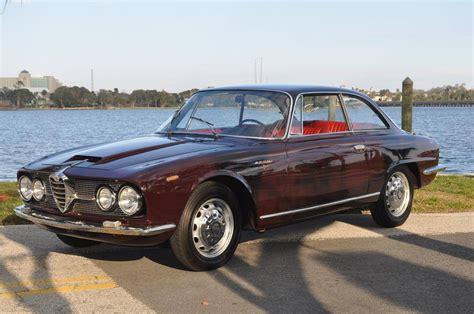 Alfa Romeo 2600 For Sale by 1963 Alfa Romeo 2600 Sprint For Sale 1917490 Hemmings
