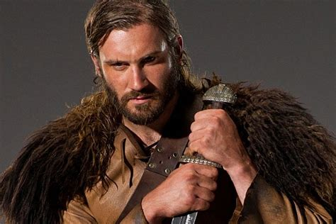rollo lothbrok history s vikings interview clive standen talks rollo