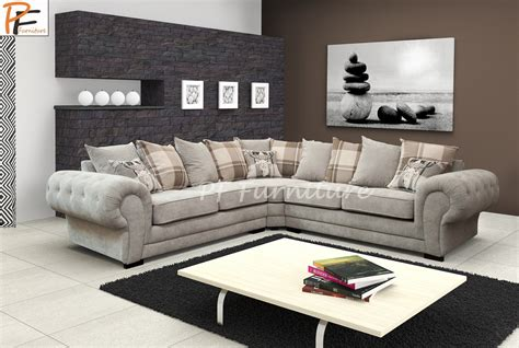 corner fabric sofas uk large fabric corner sofas uk memsaheb net