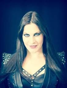 Floor Jansen by Interview With Floor Jansen Of Nightwish Interviews