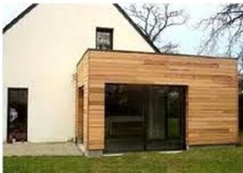 prix veranda 20m2 236 agrandissement de maison en ossature bois avec toit plat