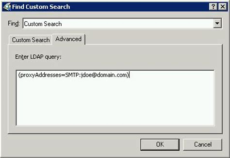 Email Directory Search Find Email Address In Active Directory Sigkill It