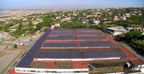 mercato fiori ercolano fotovoltaico il mercato dei fiori di ercolano inaugura il