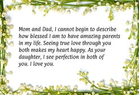 blessed to have mom mom and dad anniversary quotes