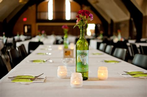 To Market Centerpiece by Donnie S Do It Together Wedding At The