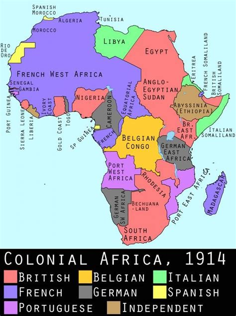 africa map 1914 17 best images about the world on holy
