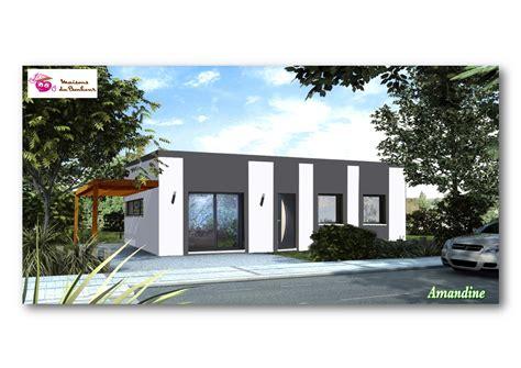 Maison Moderne Minimaliste by Constructeur Maison Moderne Aisne Conception De La