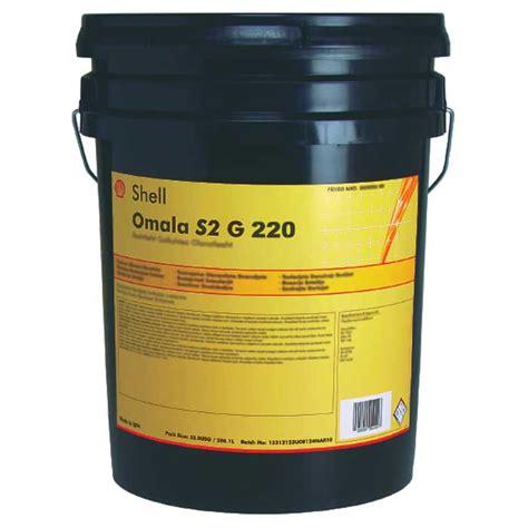 Mobil Atf 220 Pail shell omala s2 g 220 5 gallon pail comolube