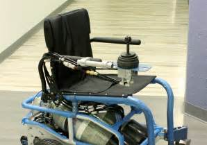 Electronic Wheel Chair by This Water Proof Electronic Wheelchair Is Powered By