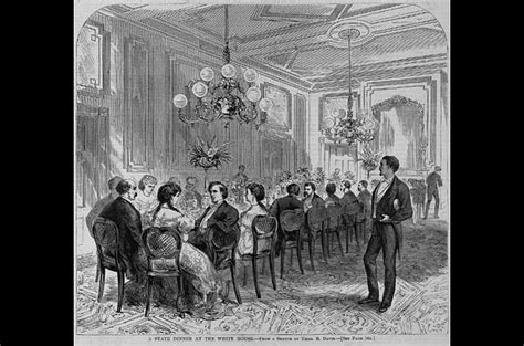 historical dinner a brief history of white house state dinners photo