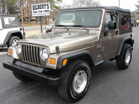 gilberts jeep jeep wrangler sport stk 1100 gilbert jeeps and 4x4 s
