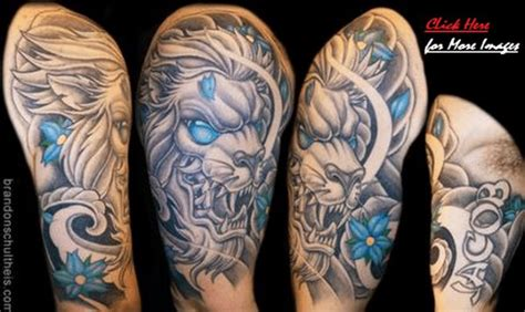tattoo sleeve ideas tattoo fresh tattoo and lion head