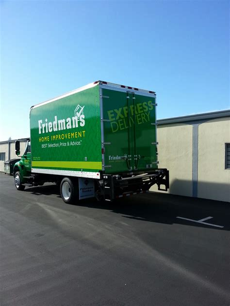 tnt signs and graphics vehicle wrap petaluma friedman