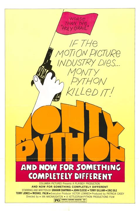 And Now For Something A Different by Monty Python S And Now For Something Completely Different