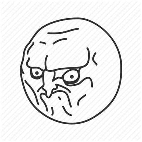 Meme Icon - angry angry meme derp emotion me gusta meme reaction