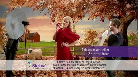 who is the actress in the stelara commercial stelara commercial actress related keywords stelara