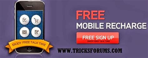 get free mobile recharge top 3 website to get free mobile recharge dth recharge and
