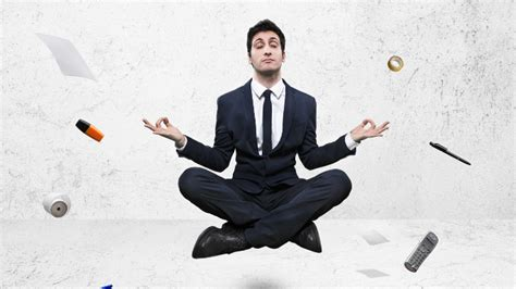 At Work 3 important reasons to meditate during a stressful work week