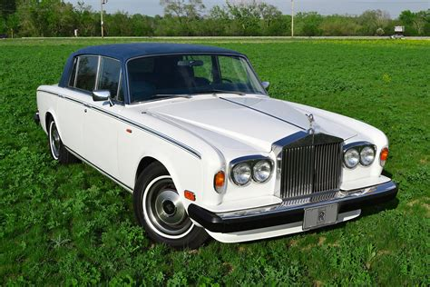 1980 rolls royce silver shadow pictures cargurus